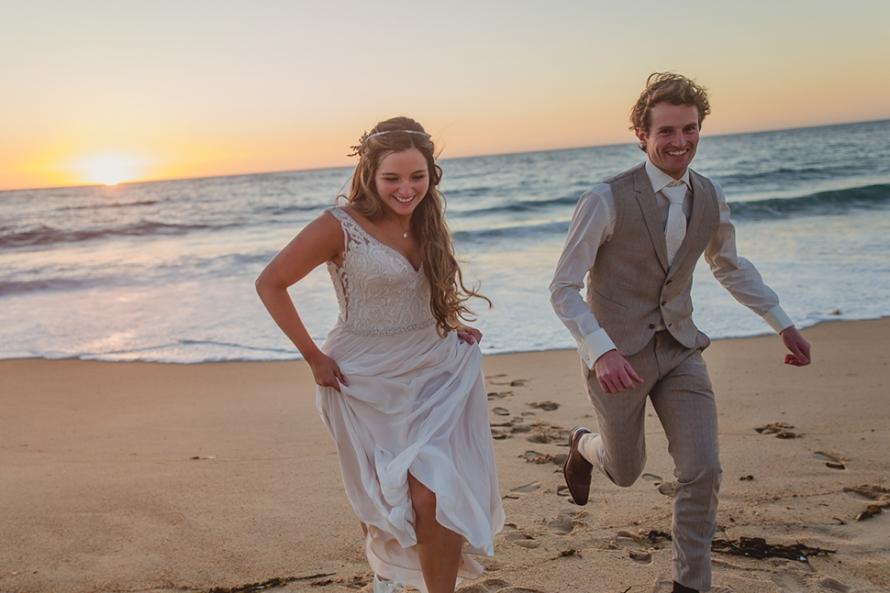 fotografia matrimonio playero